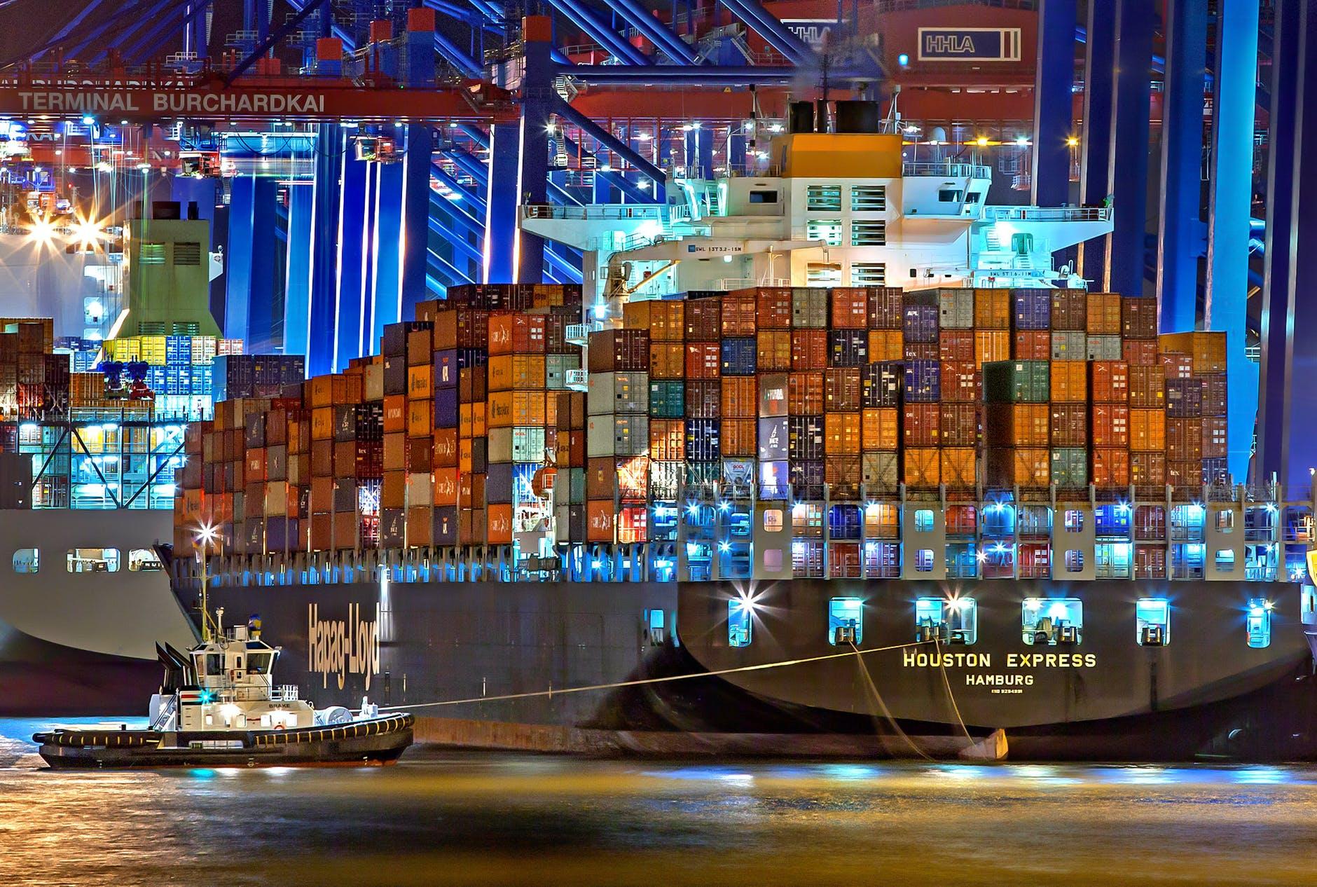 Marine Cargo and Hull Insurance